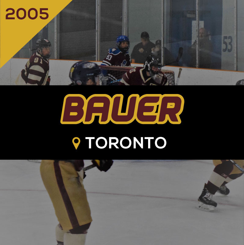 Pro Hockey Bauer Tournament Toronto