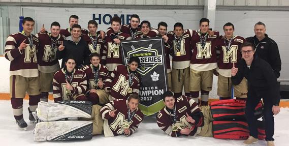 Toronto Tournament Maroon Hockey